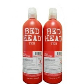 Tigi Bed Head Urban Anti-dotes Resurrection Shampoo & Balsam 2 x 750 ml
