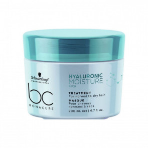 Schwarzkopf BC Hyaluronic Moisture Kick Treatment, 200 ml