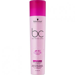 Schwarzkopf BC ph 4.5 Color Freeze Rich Shampoo, 250 ml