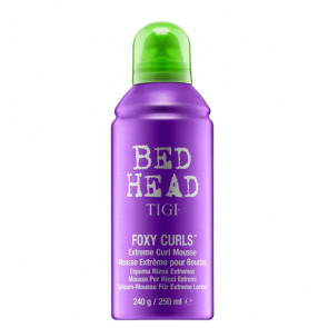 Tigi bed head, Foxy Curls Extreme Mousse, 250 ml