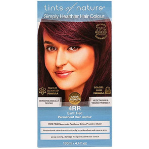 Tints of Nature 4RR Earth Red, 130 ml