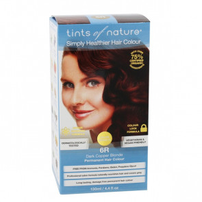 Tints of Nature 6R Dark Copper Blonde, 130 ml