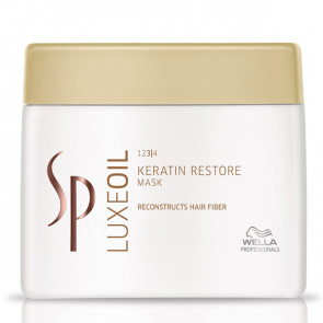 Wella SP Luxe Oil Keratine Restore Mask, 400 ml