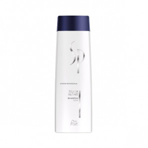 Wella SP Silver Blond Shampoo, 250ml