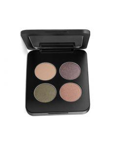 Youngblood Pressed Mineral Eyeshadow, Gemstones, 4 g