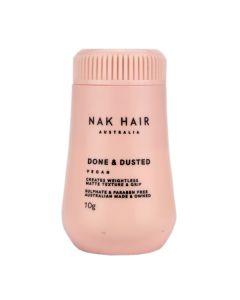 Nak Done & Dusted  Powder, 10g