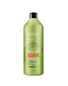 Redken Curvaceous High Foam Lightweight Cleanser, 1000 ml