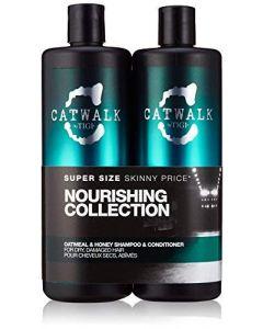 Tigi Catwalk Oatmeal & Honey shampoo & Conditioner 2 x 750 ml