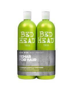 Tigi Bed Head Urban Antidotes Re-Energize Shampoo og  Balsam 2 x 750 ml