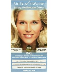 Tints of Nature 10XL Extra Light Blonde, 130 ml
