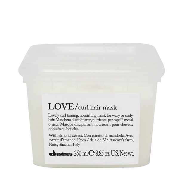 Image of   Davines Essential Love Curl Hair Mask, 250 ml