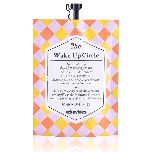Image of   Davines The Wake-Up Circle Hair Mask, 50 ml
