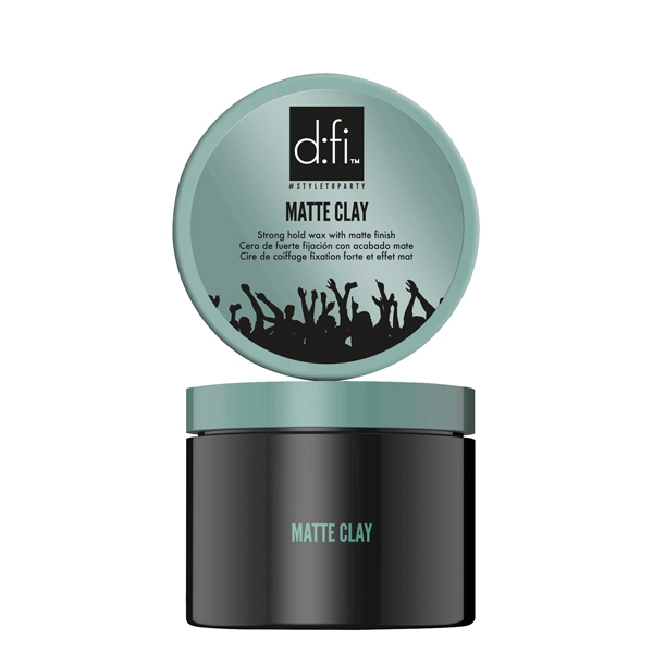 D:fi Matte Clay 150 ml Big Size