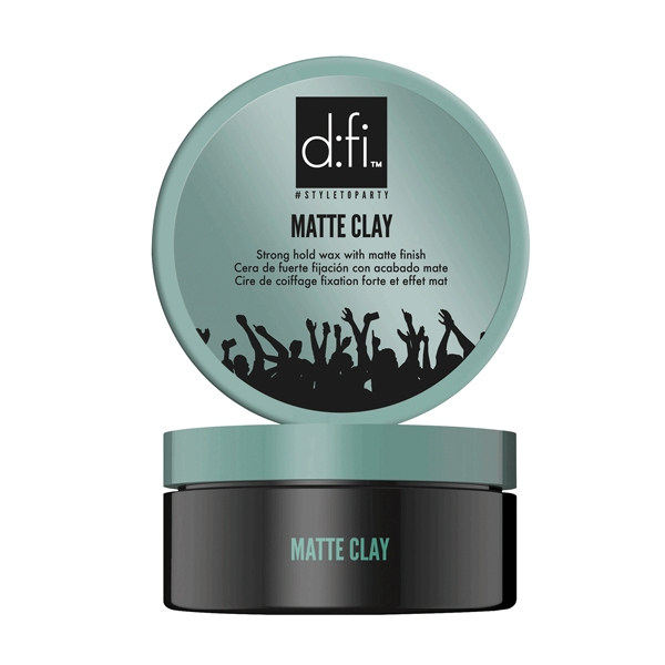 Image of   D:fi Matte Clay 75 ml