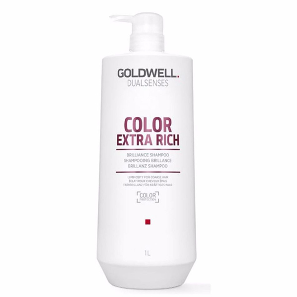 Image of   Goldwell Dualsenses Color Extra Rich Shampoo, 1000 ML