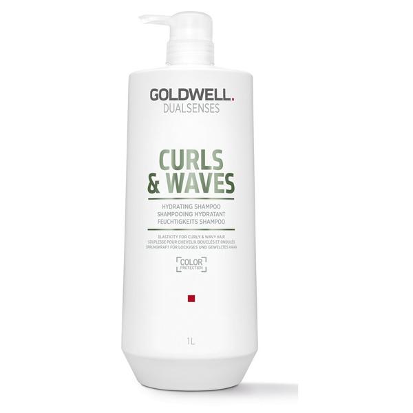 Goldwell Dualsenses Curls & Waves Hydrating Shampoo, 1000 ml thumbnail