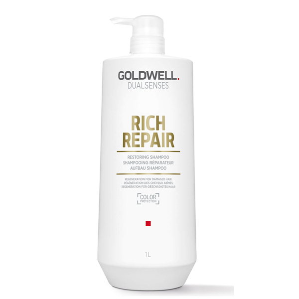 Goldwell Dualsenses Rich Repair Shampoo, 1000 ml thumbnail
