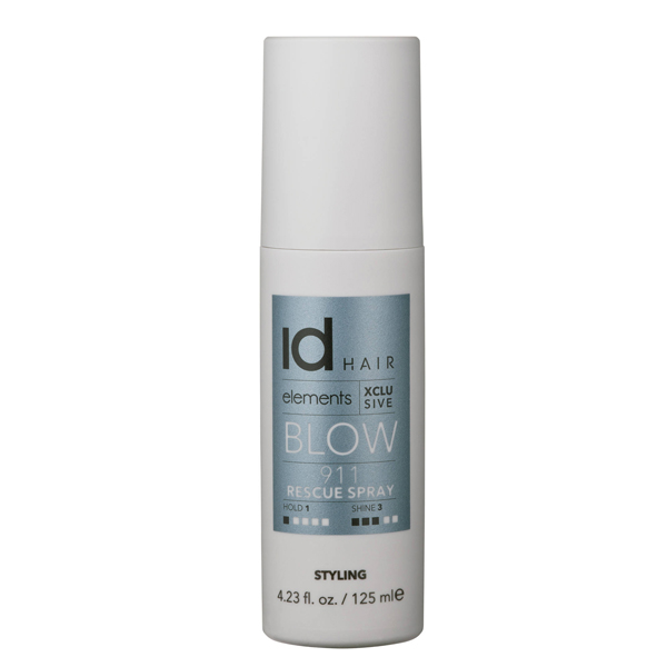 Image of   ID Hair Elements Xclusive Blow 911 Rescue Spray, 125 ml