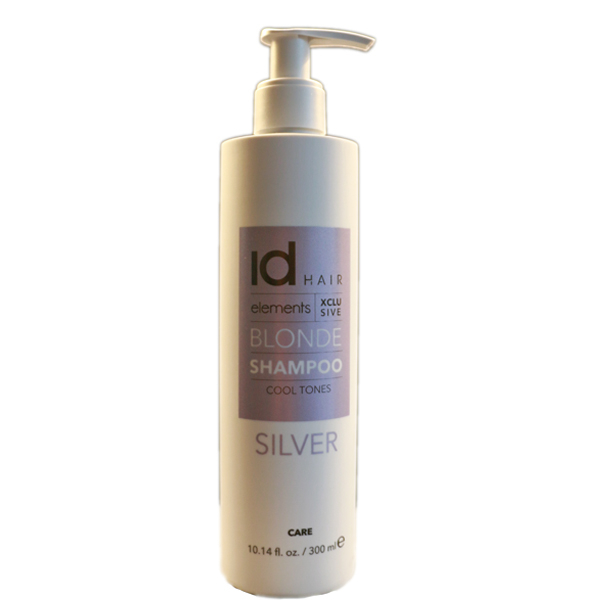 Id Hair Elements Xclusive Blonde Silver Shampoo, 300 ml thumbnail