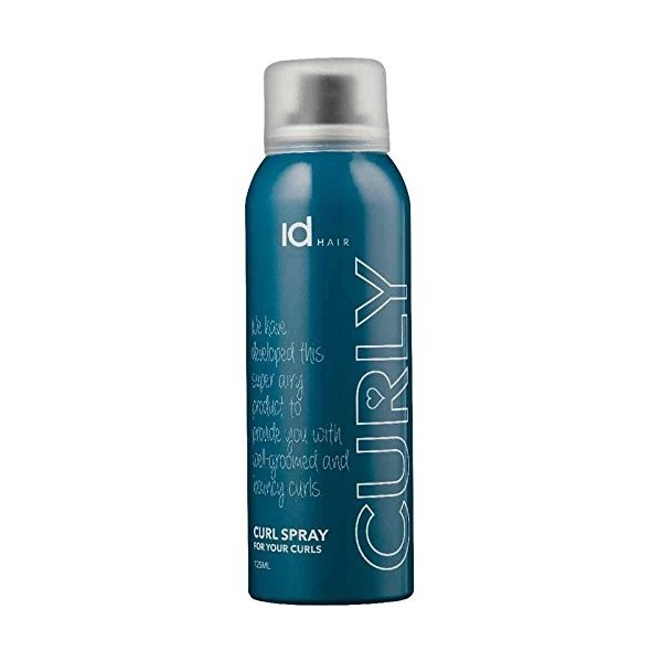 Image of   Id Hair Curly Curl Spray, 150ml