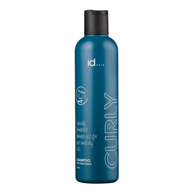 Image of   Id Hair Curly Shampoo, 250 ml