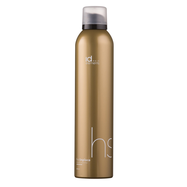 Image of   ID Hair Elements Fix It In Place Strong Hairspray, 300 ml
