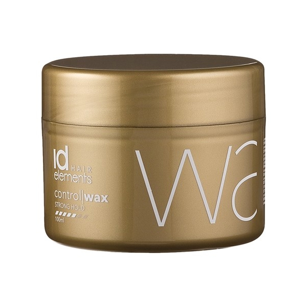 Image of   ID Hair Elements Control Wax Strong Hold, 100 ml