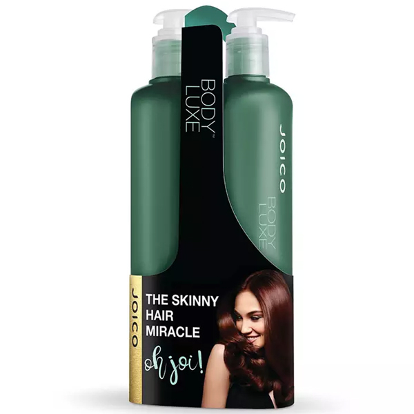 JOICO Body Luxe Shampoo og Conditioner, 2x500 ml thumbnail