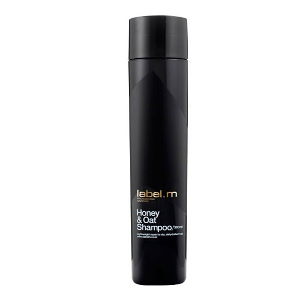 Label.m honey & oat shampoo, 300ml fra Label m fra hairoutlet