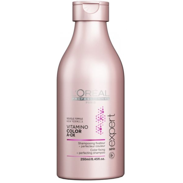 Loreal Vitamino Color A-OX Shampoo, 250 ml