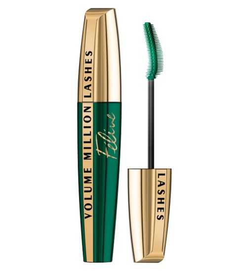 Billede af Loreal Volume Million Lashes Feline Black Mascara, 9,2 ml