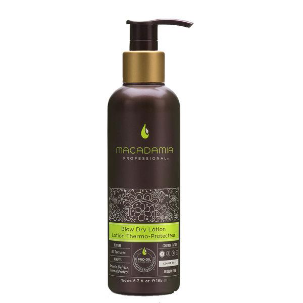 Macadamia blow dry lotion, 198 ml fra Macadamia natural oil fra hairoutlet