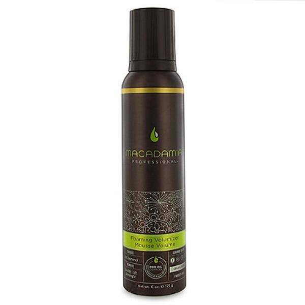 Macadamia foaming volumizer mousse, 180 ml fra Macadamia natural oil på hairoutlet