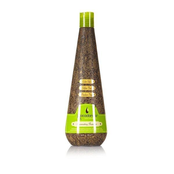 Macadamia natural oil Macadamia natural oil,  rejuvenating shampoo 500 ml fra hairoutlet