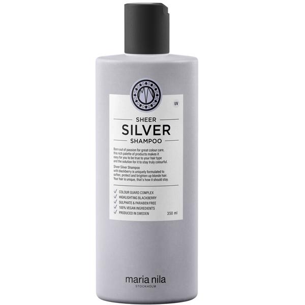 Maria Nila Sheer Silver Shampoo, 350 ml thumbnail
