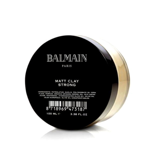 Image of   Balmain Matt Clay Strong, 100 ml
