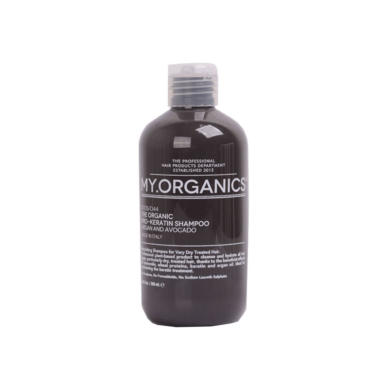 My.Organics The Organic Pro-Keratin Shampoo, 250 ml thumbnail