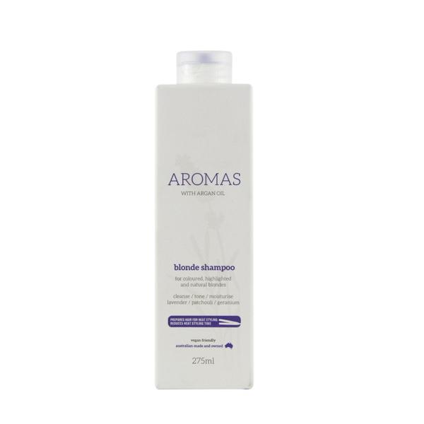 Nak Aromas Blonde Shampoo, 275ml