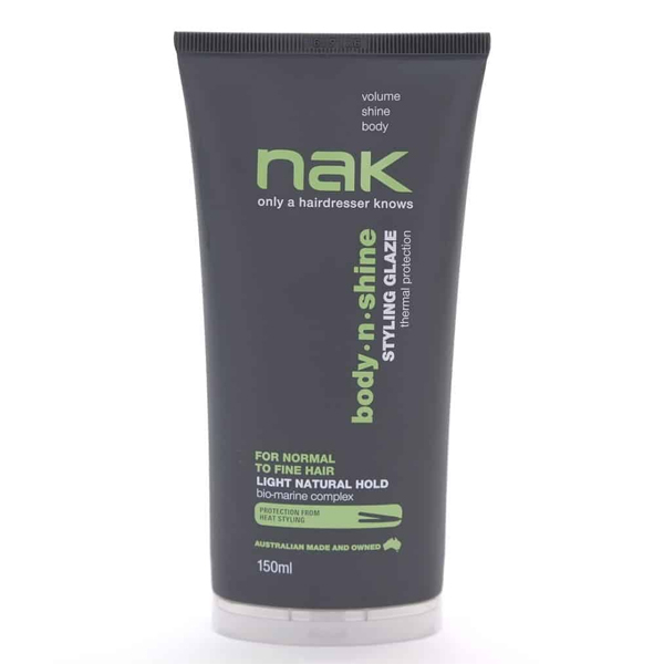 NAK Body.n.Shine Styling Glaze, 150 ml thumbnail
