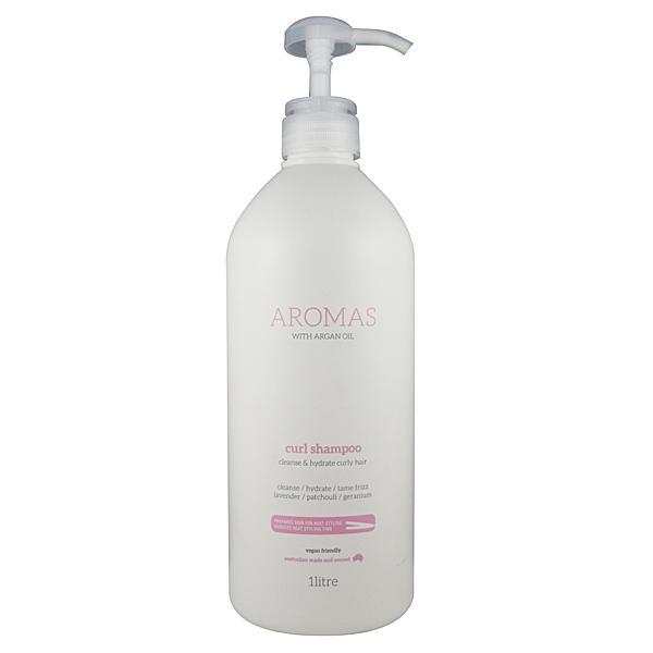 Nak Aromas Curl Shampoo, 1000ml