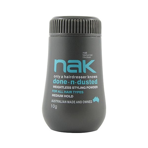 Billede af Nak Done N Dusted Styling Powder, 10g
