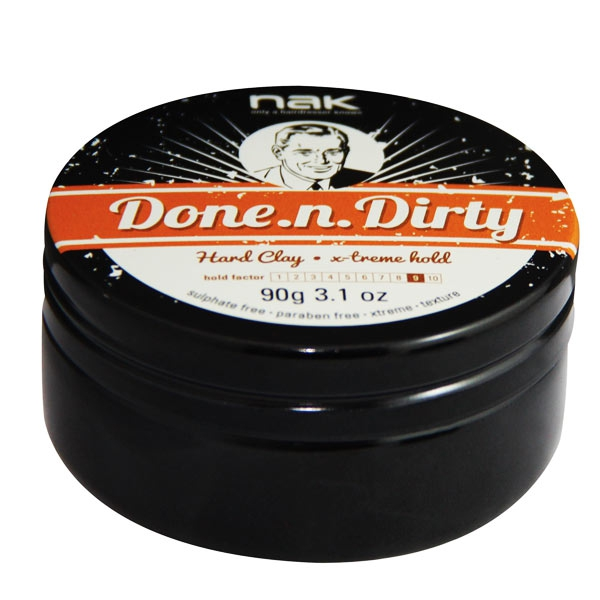 Nak Done N Dirty Hard Clay, 90g