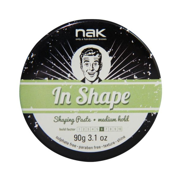 NAK In Shape Shaping Paste, 90g