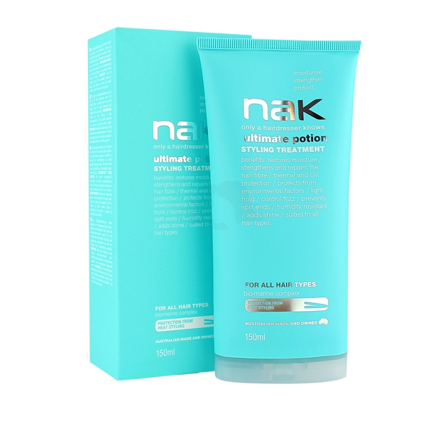 NAK Ultimate Potion Styling Treatment, 150ml