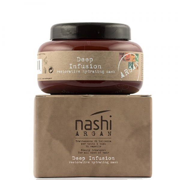 Nashi argan Nashi argan deep infusion mask, 500 ml på hairoutlet