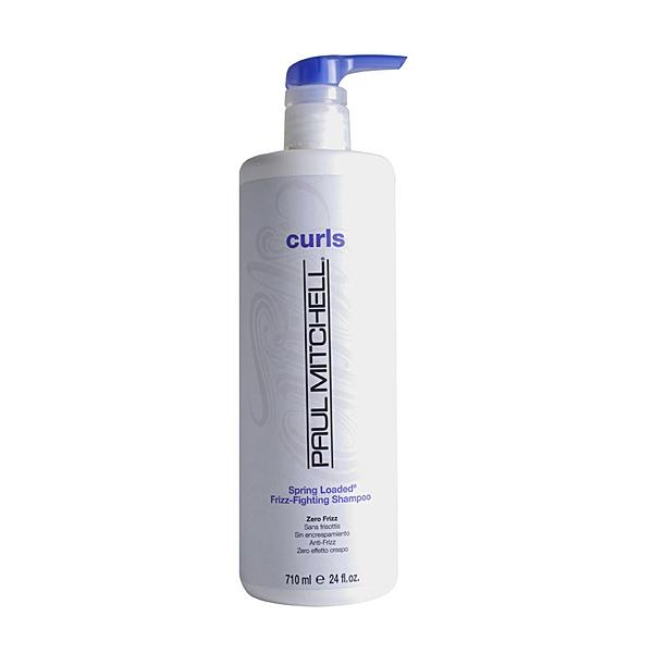 Paul Mitchell Curls Spring Loaded Frizz-Fighting Shampoo, 710 ml