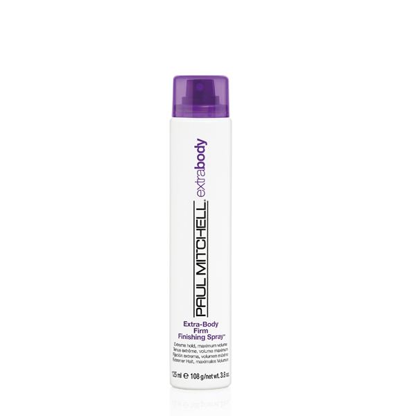 Paul Mitchell Extra Body Firm Finishing Spray 125ml (rejsestr.) thumbnail