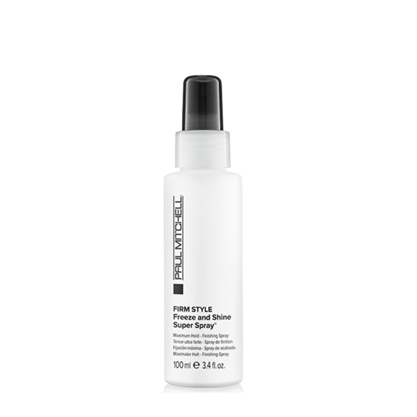 Paul Mitchell Firm Style Freeze and Shine Super Spray 100 ml  (rejsestr.) thumbnail
