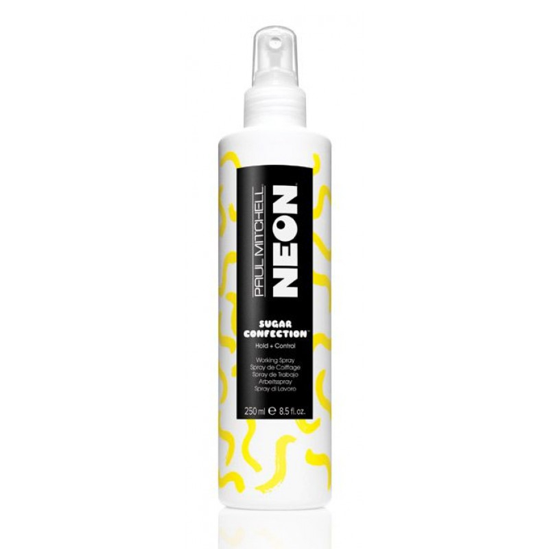 Paul Mitchell Neon Sugar Confection Hold+Control, 250ml