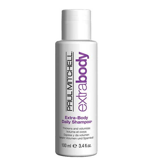 Paul Mitchell Extra Body Daily Shampoo, 100 ml, Rejsestr.